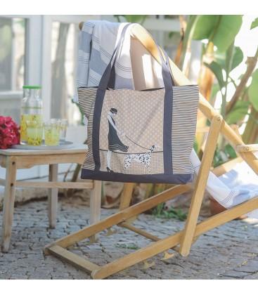 Madame Coco Dalmaçya Plaj Çantası 1KCANT0106139