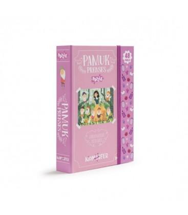 Pamuk Prenses Puzzle  48 Parça