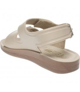 Gezer Casual Gunluk Bej Erkek Sandalet 06189
