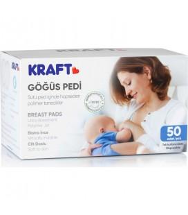 Kraft Göğüs Pedi 50'li