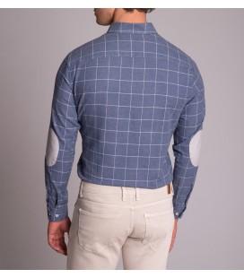 Dufy Erkek Gömlek DU3194013024 Mavi Erkek Gömlek