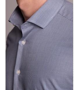 Dufy Erkek Gömlek DU3194016014 Lacivert Erkek Gömlek