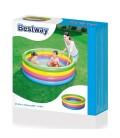 Bestway 51117 Renkli 4 Halkalı Şişme Havuz 522 Litre