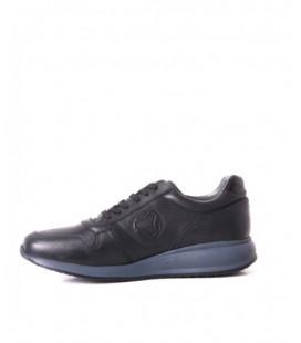 Yds Winner Siyah Erkek Deri Ayakkabı 82-BM05