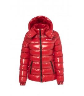 California Forever Kırmızı Kadın Mont WJ86011-2953