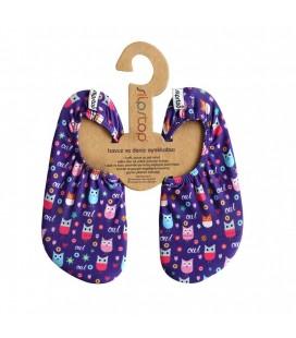 Slipstop Button Renkli Çocuk Havuz Ayakkabısı ss16110105