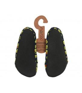 Slipstop Yeşil Çocuk Deniz & Havuz Ayakkabısı Ss18120156