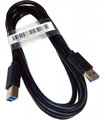 Dell 6ft Usb 3.0 Type A To Type B Cable Pn81n