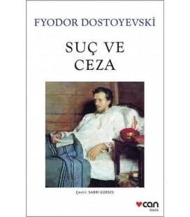 Suç ve Ceza - Fyodor Mihayloviç Dostoyevski - Can Yayınları
