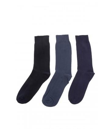 Defacto Erkek 3'lü Çorap Seti J6400AZ