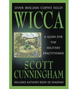 Wicca: A Guide for the Solitary Practitioner (Llewellyn's Practical Magick) (İngilizce)