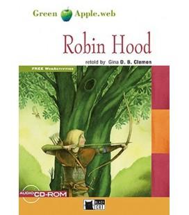 Robin Hood - (Audio Cd-Room), D. B. Clemen, Black Cat, Kitap