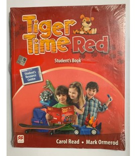 Tiger Time Red -  Student's Book - Coral Read Mark Ormerod