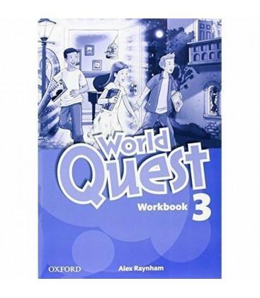 World Quest: 3: Workbook by Oxford University Press