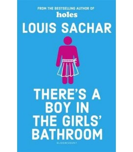 There's a Boy in the Girls' Bathroom: Rejacketed