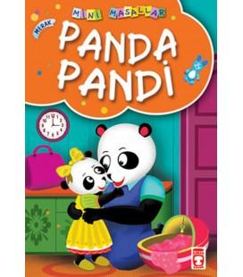 Panda Pandi Müjgan Şeyhi Timaş Çocuk