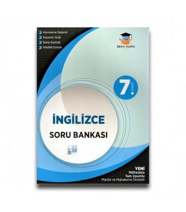 7. Sınıf İngilizce Soru Bankası - Zeka Küpü Yayınları