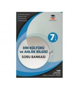 7. Sınıf Din Kültürü Soru Bankası - Zeka Küpü Yayınları