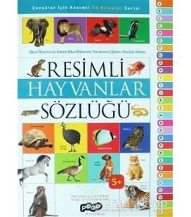 Resimli Hayvanlar Sözlüğü - Pogo Çocuk
