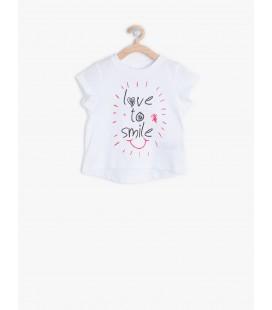 Koton Çocuk Baskılı T-Shirt 6YMG17913GK000