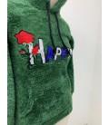 Happy Wippa Kız Çocuk Yeşil Polar