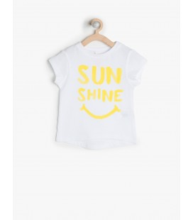 Koton Çocuk Baskılı T-Shirt 6YMG17915GK000