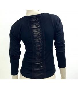 Joymiss Kadın Siyah Bluz 10901