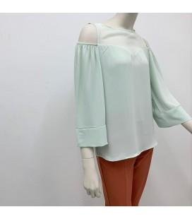 Joymiss Kadın Bluz Mint Yeşil 16S-23-10701