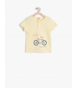 Koton Çocuk Baskılı T-Shirt 6YMB18574OK170