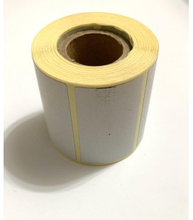 Rulo Termal Etiket Yazıcı Rulosu 5x2cm 1000'lik