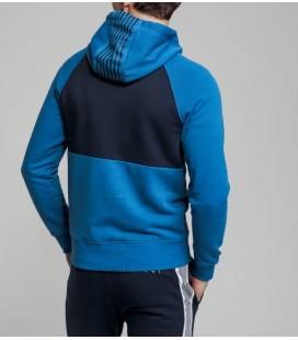Gant Erkek Kapüşonlu Sweatshirt 2047012 Lacivert Mavi