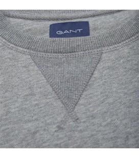 Gant Erkek Sweatshirt Gri 2046010