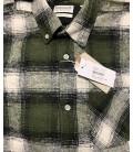 Timberland Pamuklu Erkek Gömlek Haki Yeşil tb0a1lrec361