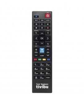 Türk Telekom Tivibu Mavi Home Tuşlu Orjinal kumanda