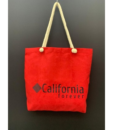 California Forever Kadın Nubuk Günlük Çanta BB83011-2953