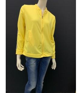 Trender Kadın Sarı Sweatshirt 3085