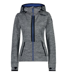 Yamaha Orijinal Hipernaked Gri Kadın Sweatshirt B19ej102f0