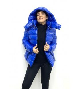California Forever Mavi Kadın Mont WJ86011-3665