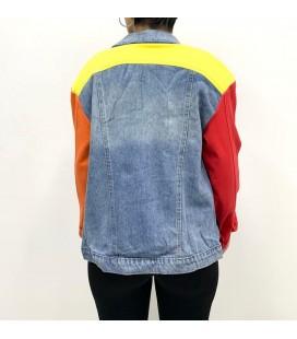 Robin Jeans Kadın Kot Ceket  DSN-1