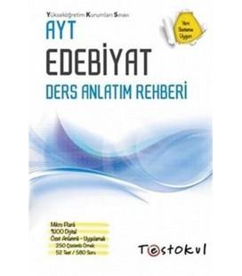 AYT Edebiyat Testokul Ders Anlatım Rehberi