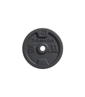 Domyos Ağırlık Plaka Disk - 5kg 11 LBS  28mm