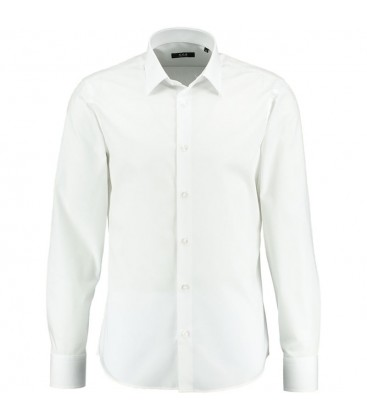 CSS Sarar Frank Uzun Kol Erkek Gömlek Beyaz 3121061032