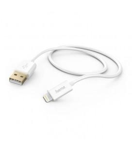 Hama Beyaz İphone İpad Şarj Cihazı 1.5m 102099