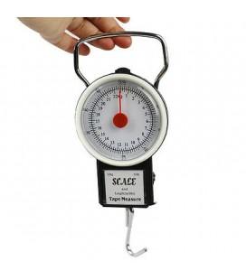 Balıkçı Tartısı Portatif Tartı 22kg - 50lb Scale Tape Measure