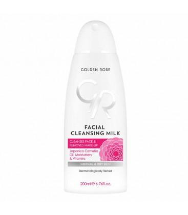 Golden Rose Facial Cleansing Milk  Yüz Temizleme Sütü
