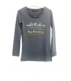 Dies Kadın Antrasit Sweatshirt