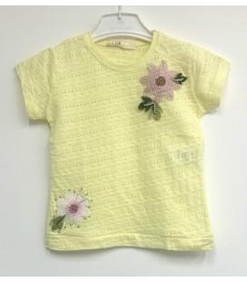 Funfair Kız Çocuk Sarı Tişört 18Y6301017