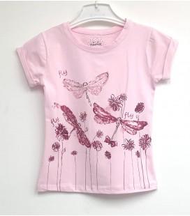 Funfair Kız Çocuk Pembe Tişört 18Y6301021