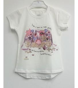 Funfair Kız Çocuk Beyaz Tişört 18Y6301024