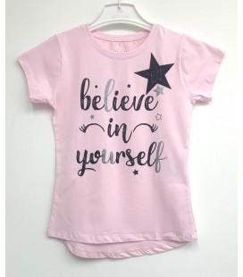 Funfair Kız Çocuk Pembe Tişört 18Y6301025
